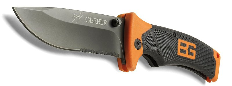 Couteau-Gerber-FOLDING-SHEATH-KNIFE