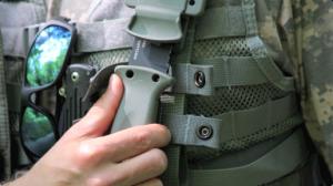 8 Gerber - LMF II - Couteau de survie - Marron