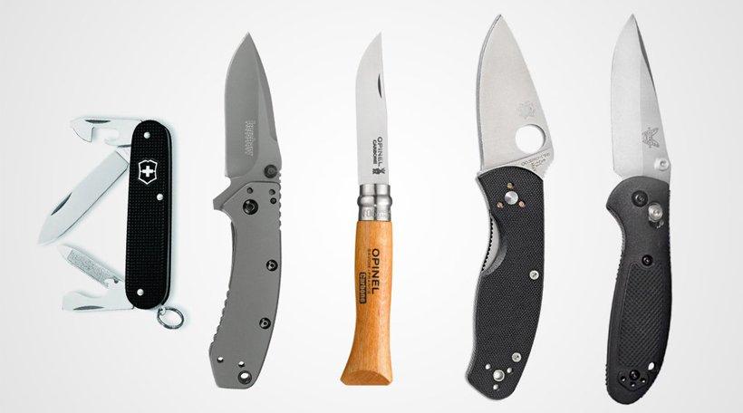 Le Meilleur Couteau de Poche Pliant Pas Cher