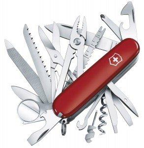 Le couteau suisse Victorinox Champ 1