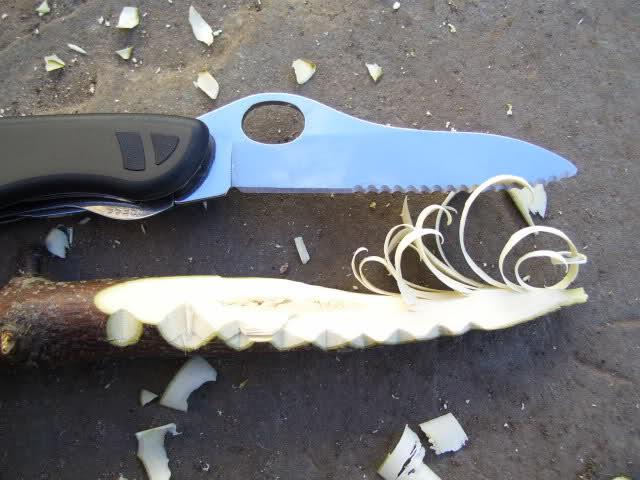 Le couteau suisse Victorinox Soldat 1