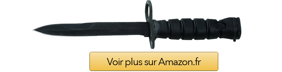 M7-B-Bayonet-&-Scabbard,-Black-
