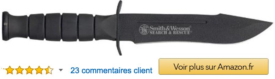 Smith-&-Wesson-SWSUR1-Couteau-de-survie-Noir-