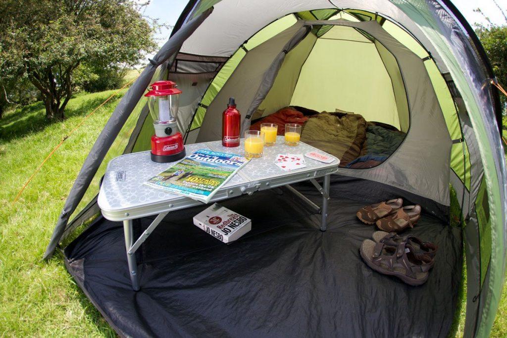 Coleman Darwin 3+ Tente pour trois personne