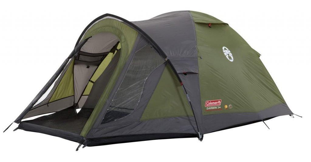 Coleman Darwin 3+ Tente pour trois personne 2
