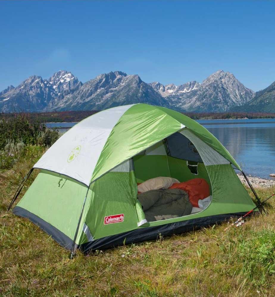 Comment choisir une Tente 1 place pas cher de randonnée légères ou de camping