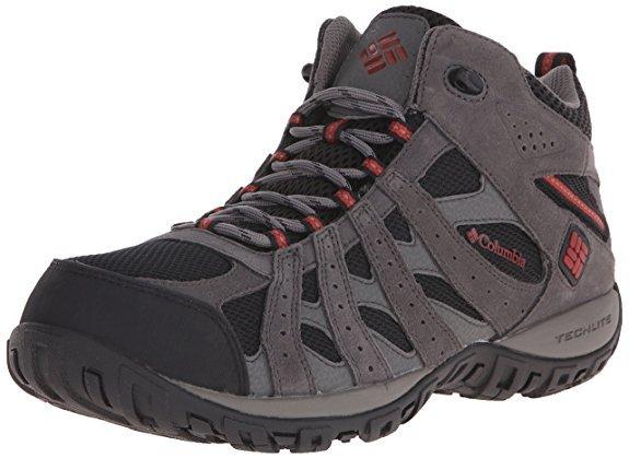 7a6d477636c Chaussures de randonnée Columbia Redmond Mid  Test   Avis - LaSurvie.fr