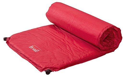 pour la randonn/ée une tente Matelas gonflable ultral/éger par Hikenture Matelas gonflable de camping avec un coussin int/égr/é un hamac Compact et r/ésistant /à l/'humidit/é le voyage