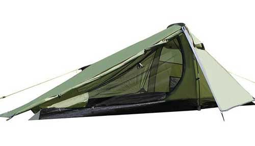 comment choisir une tente 1 place pas cher de randonn e. Black Bedroom Furniture Sets. Home Design Ideas