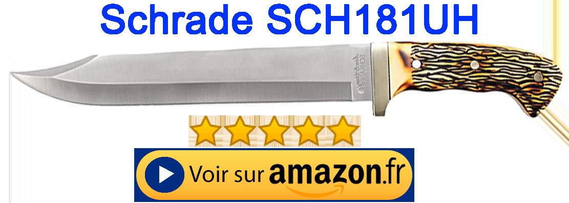 Schrade SCH181UH