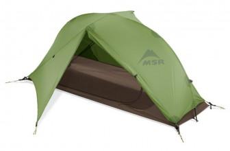 Mon avis la tente ultra-légère MSR Carbon Reflex 1