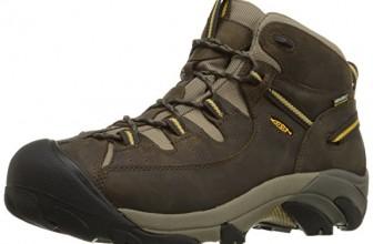 Mon avis sur les chaussures de randonnée Keen Targhee ii