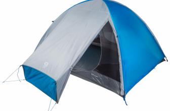 Mon avis sur la tente Mountain Hardwear Shifter 3