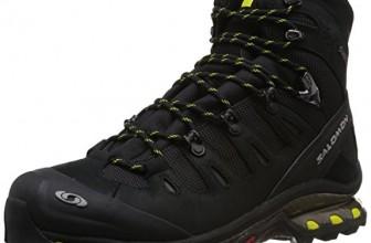 Chaussures de randonnée Salomon Quest 4D GTX: Test & Avis