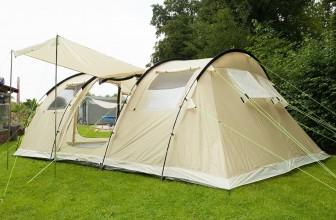 Comparatif des Meilleures tentes 5 personnes, pour le camping en famille