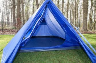 Les tentes classiques, les tentes canadiennes!