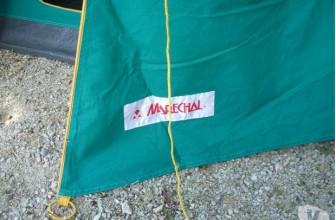 Comparatif des Meilleures tentes Marechal